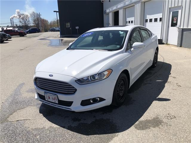 2016 Ford Fusion SE (Stk: 82086A) in Miramichi - Image 1 of 12