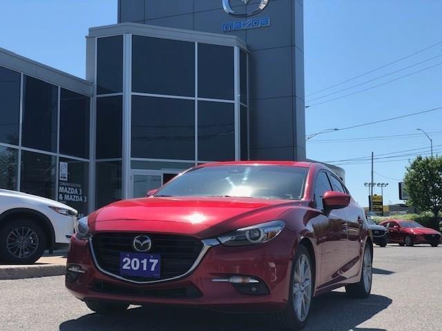 2017 Mazda Mazda3 GT (Stk: 208521) in Gloucester - Image 1 of 20
