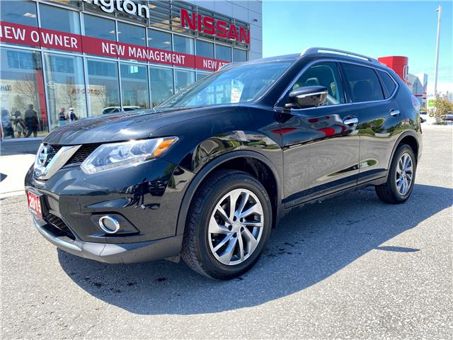 2015 Nissan Rogue SL 5N1AT2MV4FC920813 FC920813P in Bowmanville