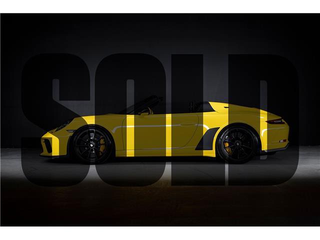 2019 Porsche 911 Speedster (Stk: ) in Woodbridge - Image 1 of 22