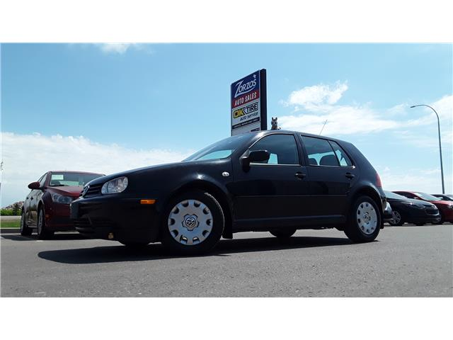 2005 Volkswagen Golf GLS TDI (Stk: P692) in Brandon - Image 1 of 29