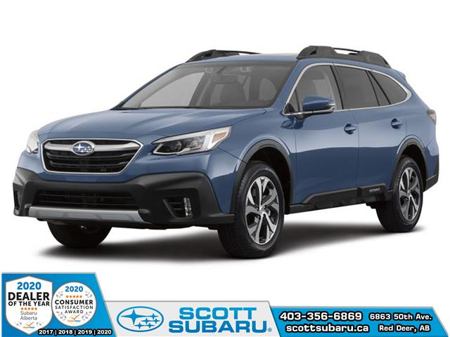 2020 Subaru Outback Limited (Stk: 196013) in Red Deer - Image 1 of 9