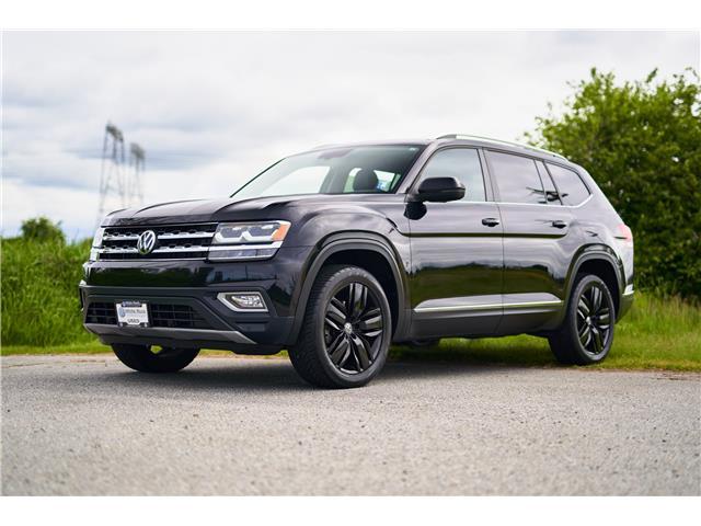 2018 Volkswagen Atlas 3.6 FSI Highline (Stk: VW1087) in Vancouver - Image 1 of 19