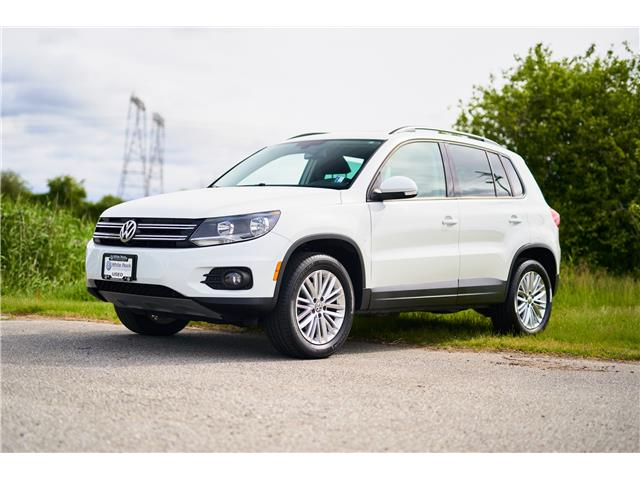2016 Volkswagen Tiguan Special Edition (Stk: KA502063A) in Vancouver - Image 1 of 21