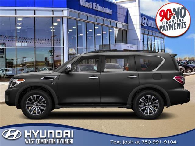 2018 Nissan Armada  (Stk: E5040) in Edmonton - Image 1 of 1