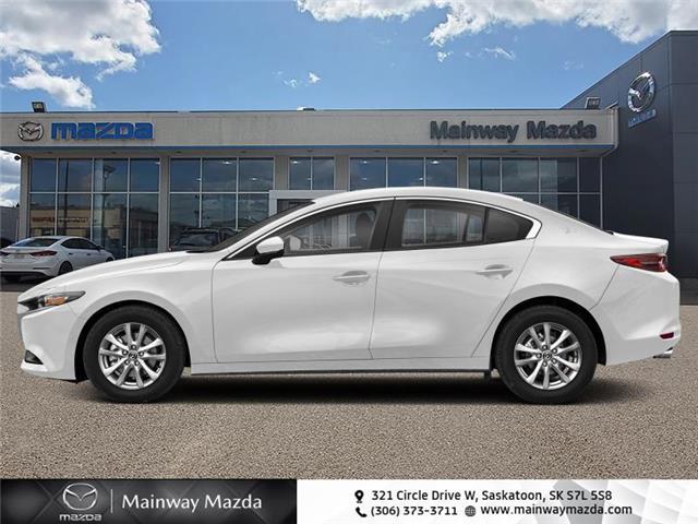 2020 Mazda Mazda3 GS (Stk: M20175) in Saskatoon - Image 1 of 1