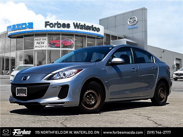 2013 Mazda Mazda3 GX (Stk: G6204A) in Waterloo - Image 1 of 21