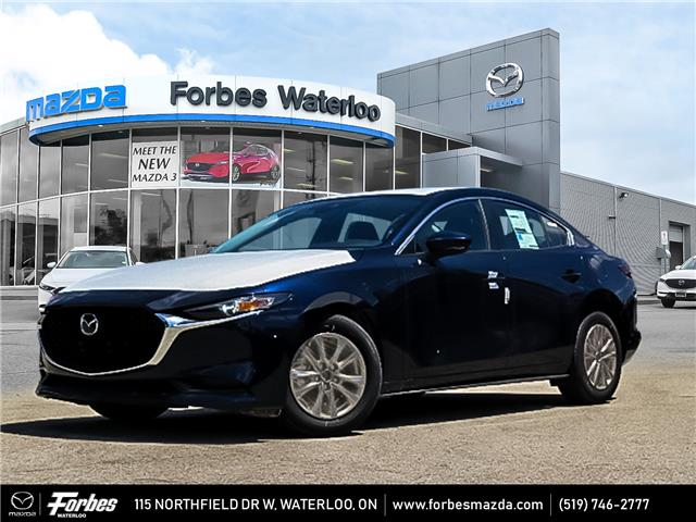 2020 Mazda Mazda3 GS (Stk: A6952) in Waterloo - Image 1 of 12