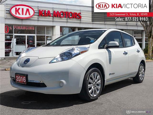 2016 Nissan LEAF S (Stk: A1557) in Victoria - Image 1 of 25