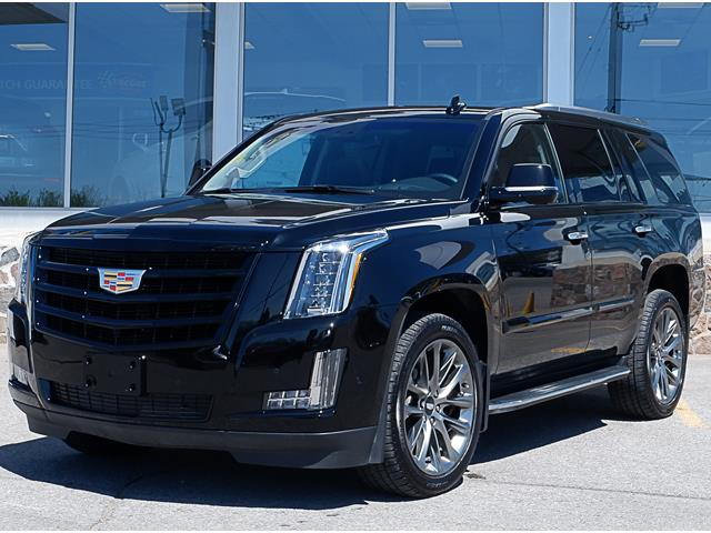 2020 Cadillac Escalade Luxury (Stk: 20000) in Peterborough - Image 1 of 17