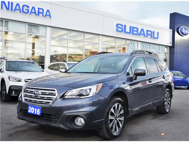2016 Subaru Outback 3.6R Limited Package (Stk: Z1662) in St.Catharines - Image 1 of 23
