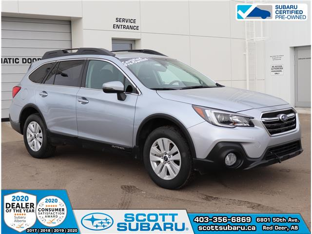 2018 Subaru Outback 2.5i Touring (Stk: SS0377) in Red Deer - Image 1 of 30
