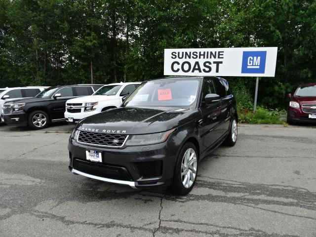 2018 Land Rover Range Rover Sport HSE (Stk: GL271553A) in Sechelt - Image 1 of 28