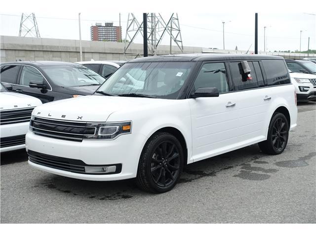 2019 Ford Flex Limited (Stk: 952900) in Ottawa - Image 1 of 12