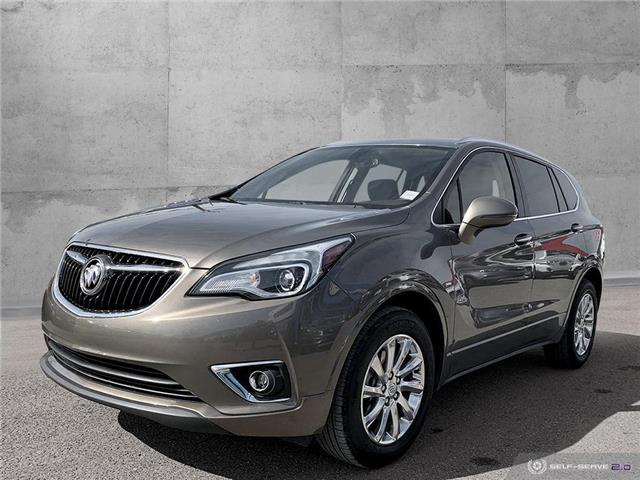 2019 Buick Envision Essence LRBFX2SA6KD021940 9721 in Williams Lake