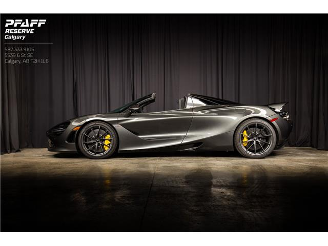 2020 McLaren 720S Spider Performance (Stk: MV0310) in Calgary - Image 1 of 24
