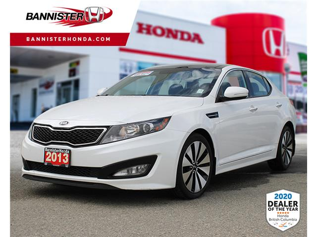 2013 Kia Optima SX (Stk: L20-024A) in Vernon - Image 1 of 12