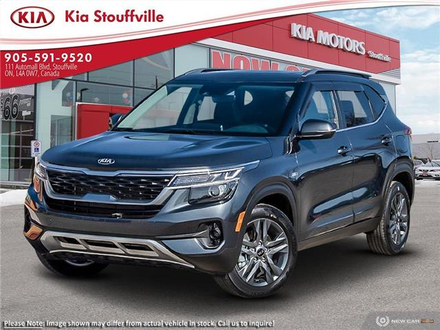 2021 Kia Seltos EX (Stk: 21014) in Stouffville - Image 1 of 21