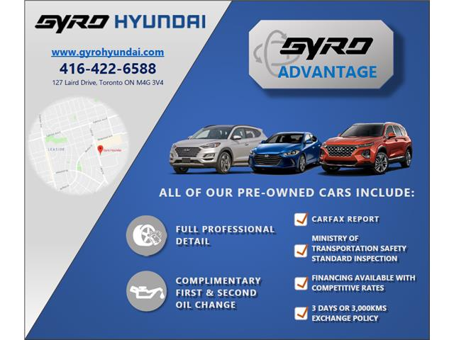 2017 Hyundai Elantra GL (Stk: H5185A) in Toronto - Image 1 of 1