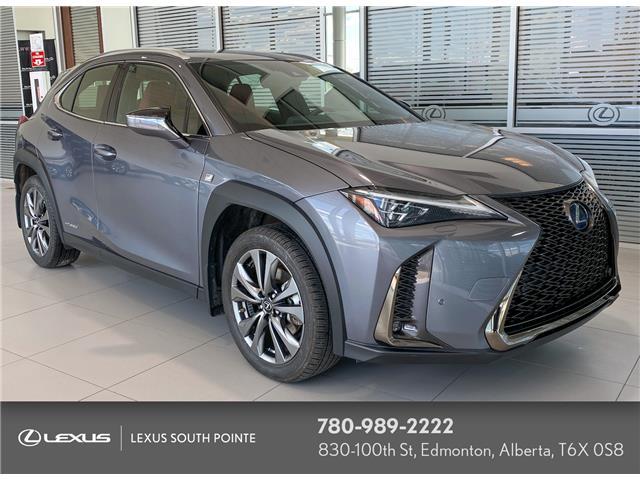 2019 Lexus UX 250h Base (Stk: LLD0374A) in Edmonton - Image 1 of 20