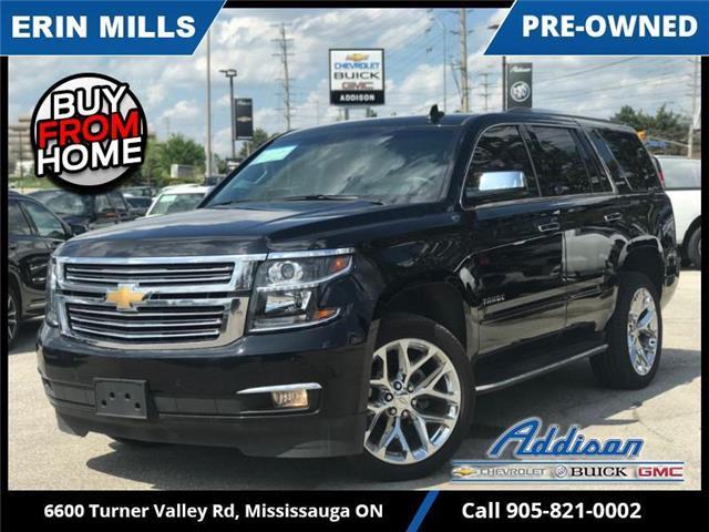 2019 Chevrolet Tahoe Premier (Stk: UM16634) in Mississauga - Image 1 of 22