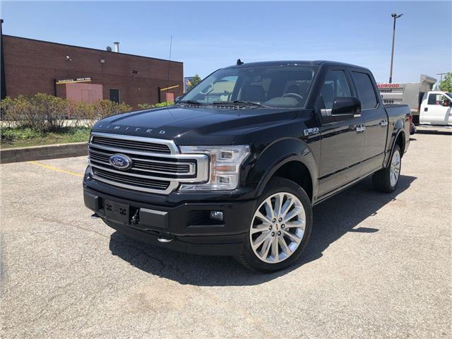 2020 Ford F-150 Limited (Stk: FP20492) in Barrie - Image 1 of 19