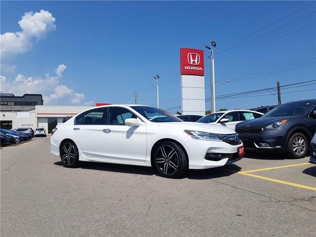 2017 Honda Accord Touring (Stk: OE4388) in Hamilton - Image 1 of 1
