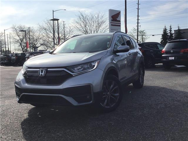 2020 Honda CR-V Sport (Stk: 20832) in Barrie - Image 1 of 30