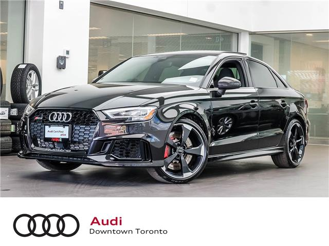 2019 Audi RS 3 2.5T (Stk: P3696) in Toronto - Image 1 of 15