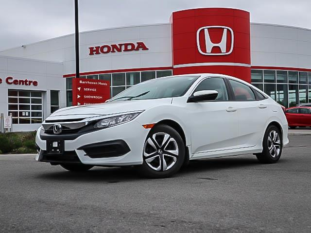 2017 Honda Civic LX (Stk: B0453) in Ottawa - Image 1 of 26