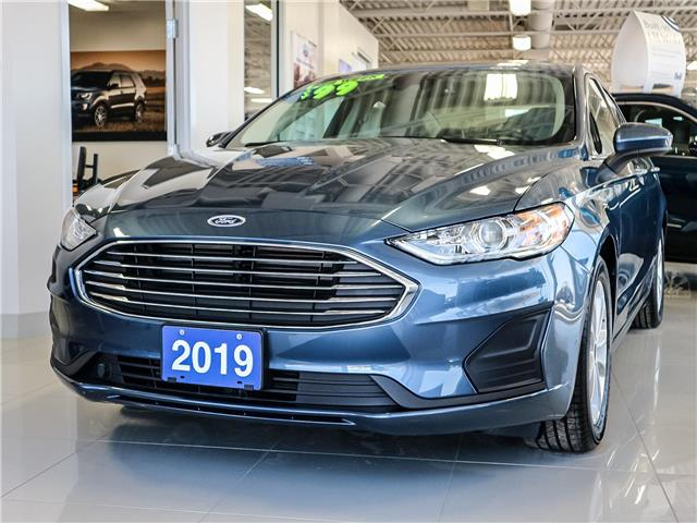 2019 Ford Fusion SE (Stk: 19-07-035) in Stouffville - Image 1 of 15