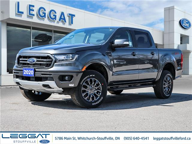 2020 Ford Ranger Lariat (Stk: 20-49-090) in Stouffville - Image 1 of 22