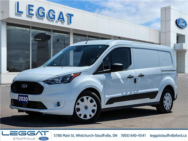 2020 Ford Transit Connect XLT (Stk: 20-46-123) in Stouffville - Image 1 of 22