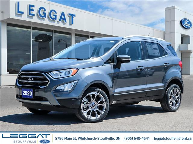 2020 Ford EcoSport Titanium (Stk: 20-33-018) in Stouffville - Image 1 of 22