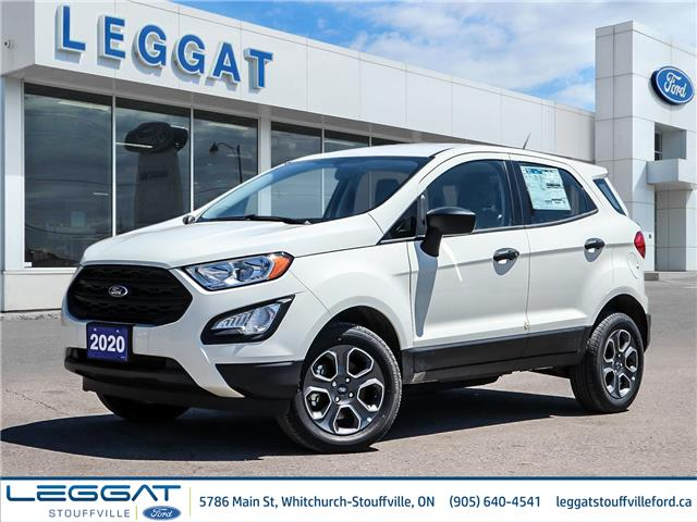 2020 Ford EcoSport S (Stk: 20-33-087) in Stouffville - Image 1 of 19