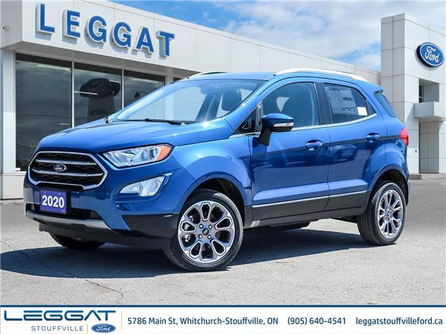 2020 Ford EcoSport Titanium (Stk: 20-33-067) in Stouffville - Image 1 of 22