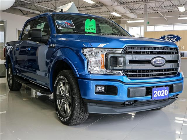 2020 Ford F-150 XLT (Stk: 20-50-010) in Stouffville - Image 1 of 16