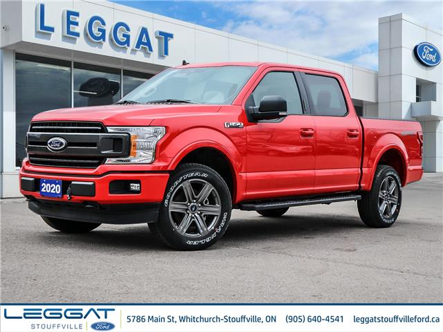 2020 Ford F-150 XLT (Stk: 20-50-032) in Stouffville - Image 1 of 23