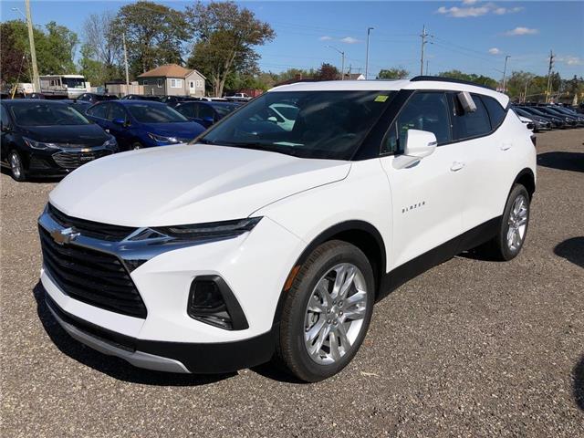 2019 Chevrolet Blazer 3.6 True North (Stk: 90636) in London - Image 1 of 5