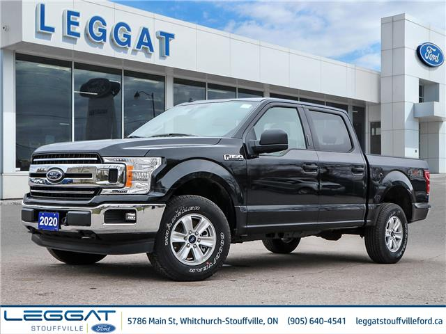 2020 Ford F-150 XLT (Stk: 20-50-103) in Stouffville - Image 1 of 22