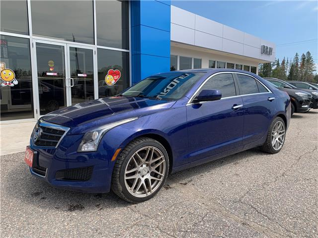 2014 Cadillac ATS 2.0L Turbo (Stk: C19201A) in Sundridge - Image 1 of 10