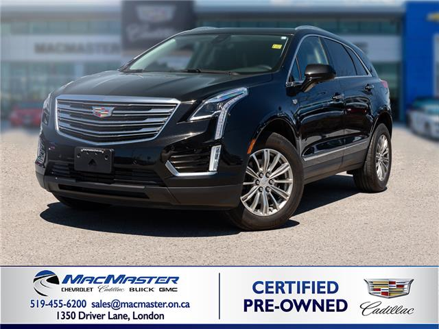 2017 Cadillac XT5 Luxury (Stk: L75239A) in London - Image 1 of 11