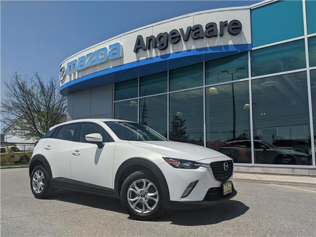 2017 Mazda CX-3 GS (Stk: 1649) in Peterborough - Image 1 of 1