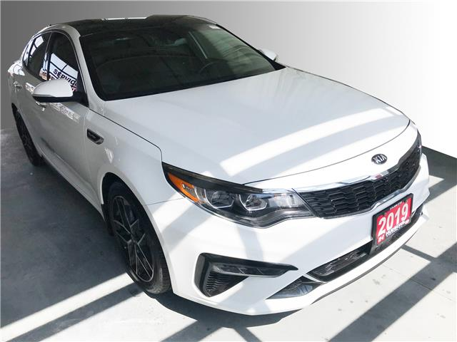 2019 Kia Optima SXL Turbo (Stk: S21016A) in Stratford - Image 1 of 16