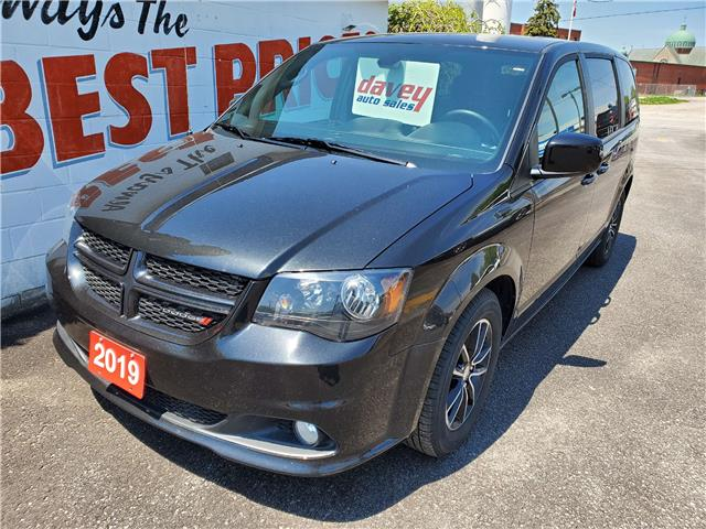 2019 Dodge Grand Caravan GT (Stk: 20-057) in Oshawa - Image 1 of 15