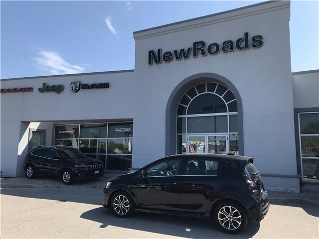 2018 Chevrolet Sonic LT Auto 1G1JD6SB8J4104863 24720T in Newmarket