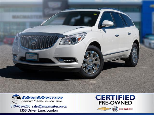 2017 Buick Enclave Leather (Stk: 91197A) in London - Image 1 of 10