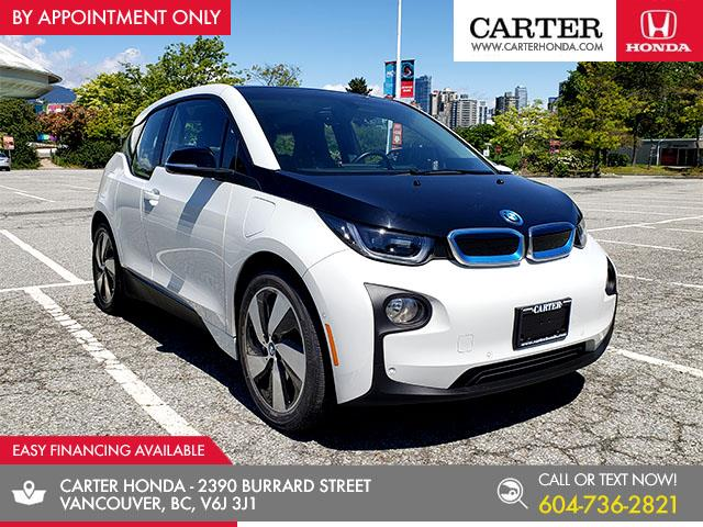 2017 BMW i3 Base w/Range Extender (Stk: B93330) in Vancouver - Image 1 of 23