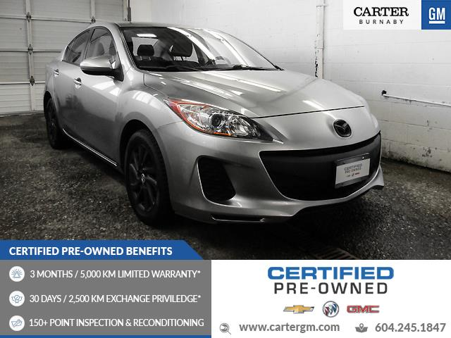 2012 Mazda Mazda3 GS-SKY (Stk: 80-69621) in Burnaby - Image 1 of 23