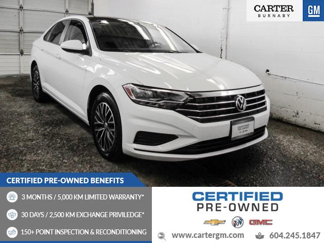 2019 Volkswagen Jetta 1.4 TSI Highline (Stk: K5-60092) in Burnaby - Image 1 of 24